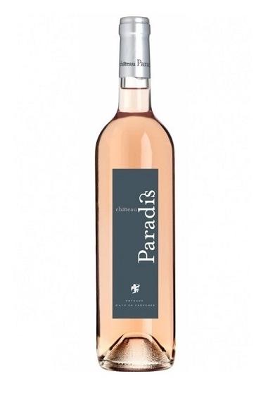 Chez le caviste - Château Paradis Rosé 2020